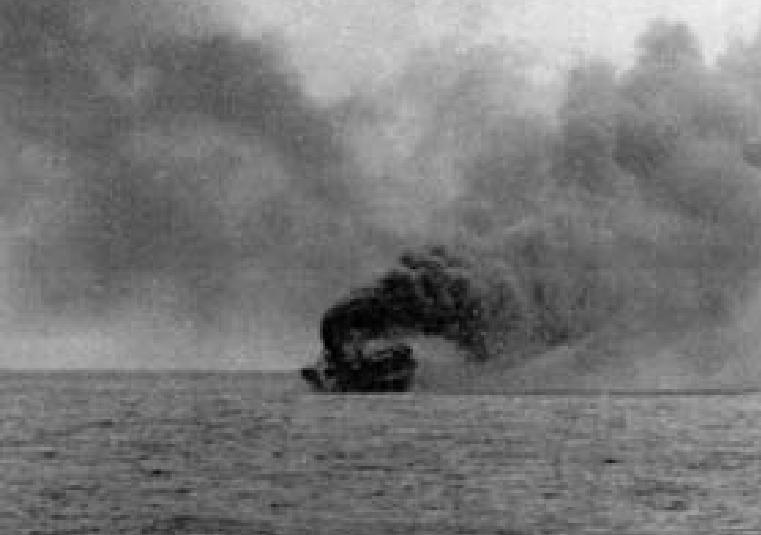 GLORIOUS 8 juin 1940 coulé par Sharnhorst et Gneisenau Glorio10