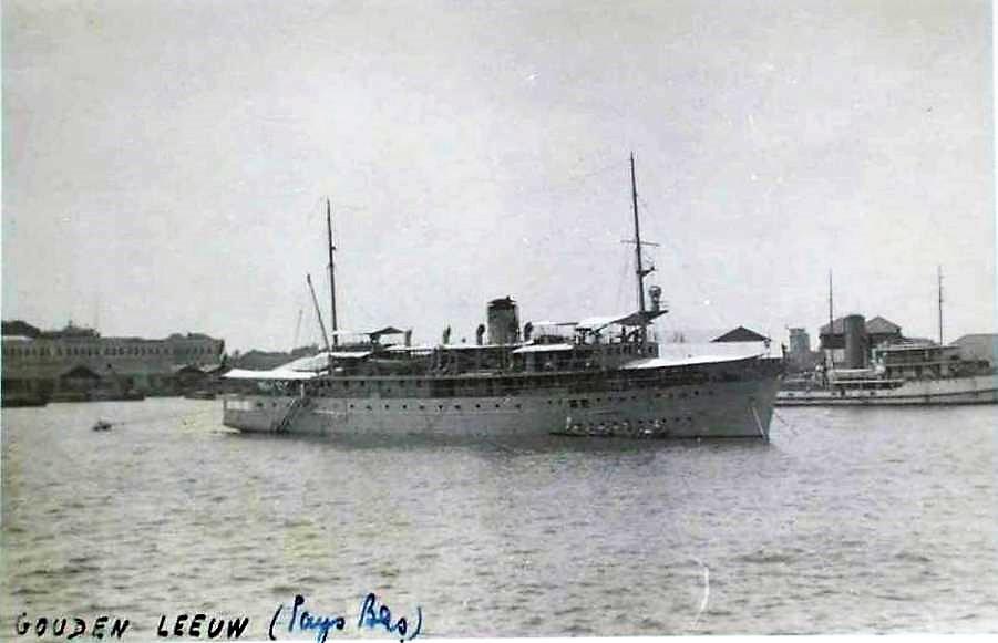 La Marine néerlandaise sauf cuirassés,croiseurs,destroyers  - Page 2 Gouden10