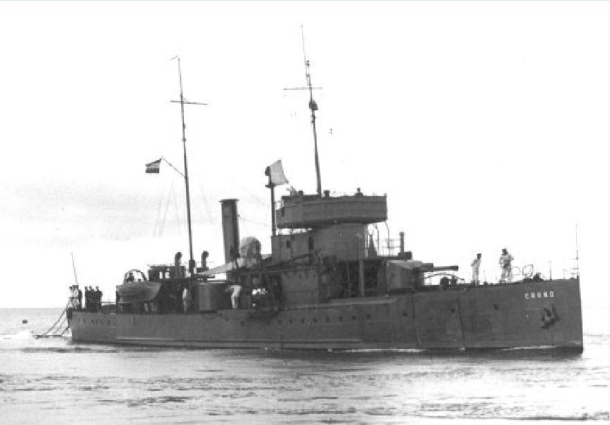La Marine néerlandaise sauf cuirassés,croiseurs,destroyers  Gruno_10