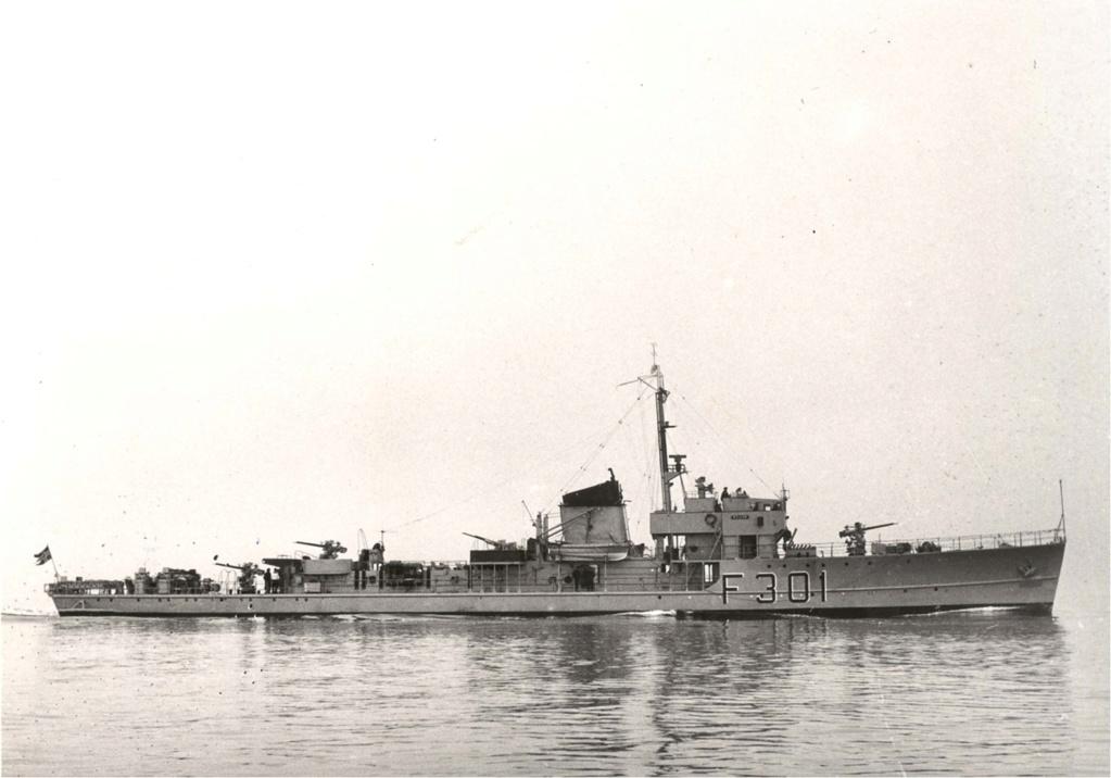 Marine norvégienne  Gyller10