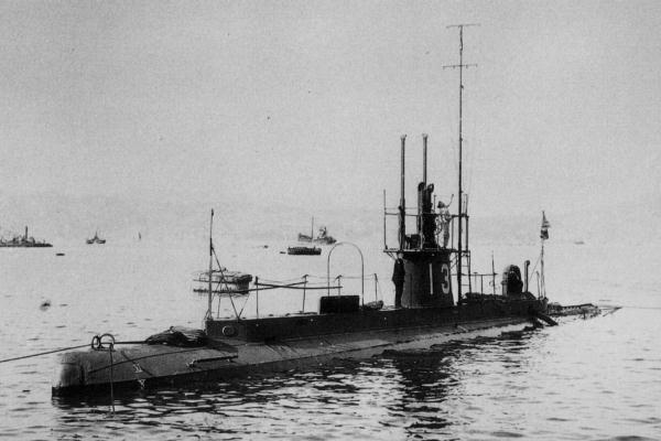 Les sous-marins japonais jusqu'en 1945 Ha-6_e11