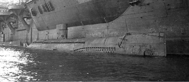 Les sous-marins japonais jusqu'en 1945 - Page 4 Ha201_10