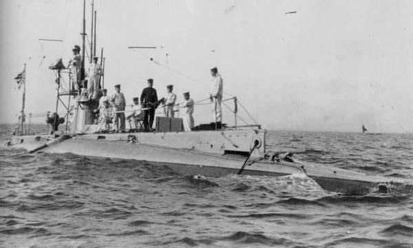 Les sous-marins japonais jusqu'en 1945 Ha2_1910
