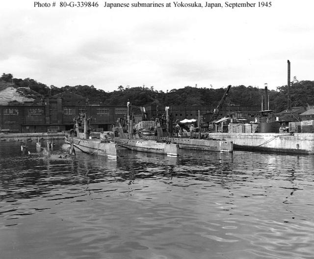 Les sous-marins japonais jusqu'en 1945 - Page 3 Ha_10110
