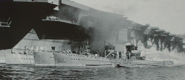 Les sous-marins japonais jusqu'en 1945 - Page 3 Ha_10911