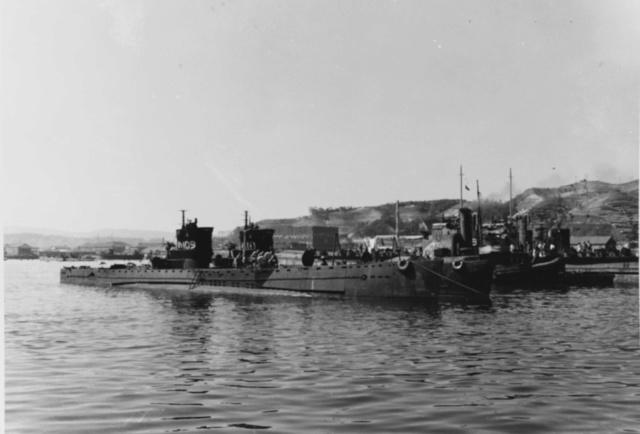 Les sous-marins japonais jusqu'en 1945 - Page 3 Ha_10912