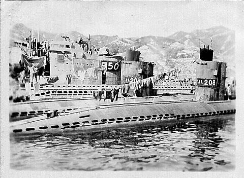 Les sous-marins japonais jusqu'en 1945 - Page 4 Ha_20811
