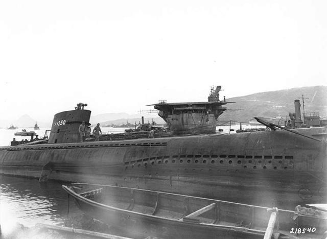 Les sous-marins japonais jusqu'en 1945 - Page 4 Ha_23011