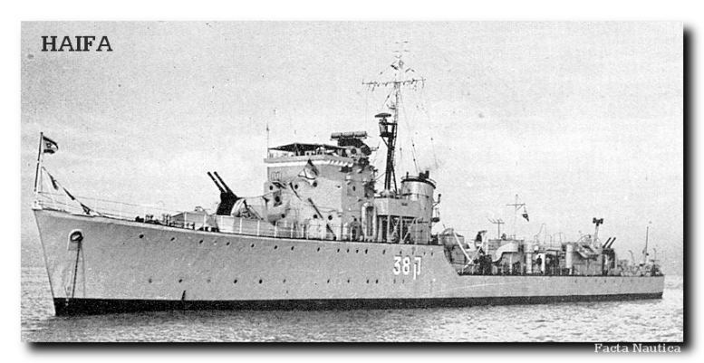 Marine israélienne  Haifa-10
