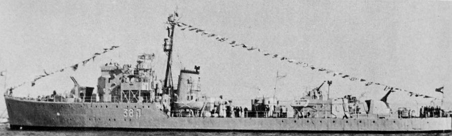 Marine israélienne  Haifa210