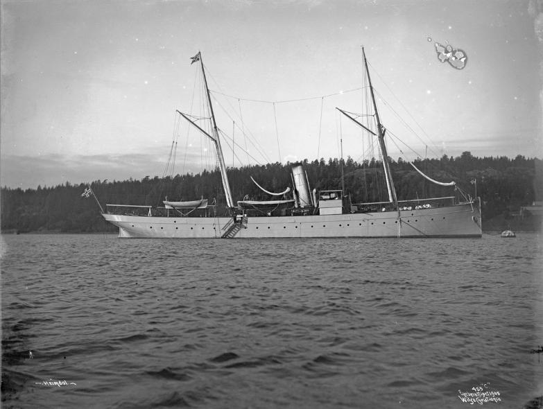 Marine norvégienne  Heimda10