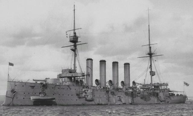 22 septembre 1914 le triplé d'Otto Weddigen  Hogue_10