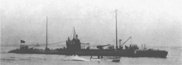 Les sous-marins japonais jusqu'en 1945 I122_e10