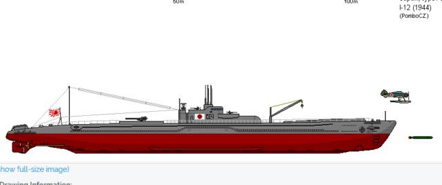 Les sous-marins japonais jusqu'en 1945 - Page 3 I12_ca10