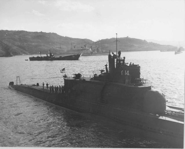 Les sous-marins japonais jusqu'en 1945 - Page 3 I14_1910