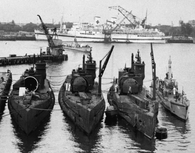 Les sous-marins japonais jusqu'en 1945 - Page 3 I14_i410