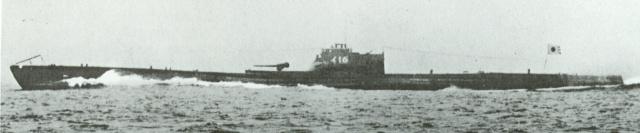 Les sous-marins japonais jusqu'en 1945 - Page 2 I16_c110