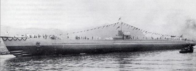 Les sous-marins japonais jusqu'en 1945 - Page 3 I17_b110