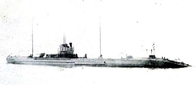Les sous-marins japonais jusqu'en 1945 I21_ex10