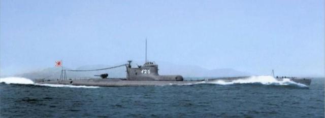 Les sous-marins japonais jusqu'en 1945 - Page 3 I26_1910