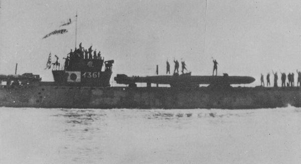 Les sous-marins japonais jusqu'en 1945 - Page 3 I361_110