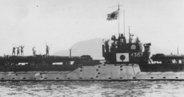 Les sous-marins japonais jusqu'en 1945 - Page 3 I367_111