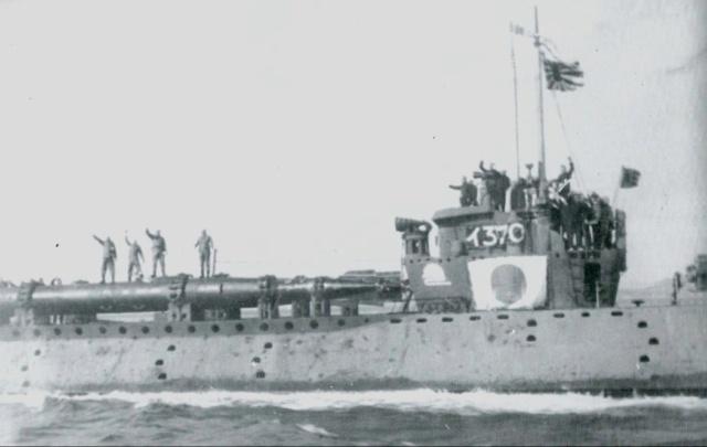 Les sous-marins japonais jusqu'en 1945 - Page 3 I370_110