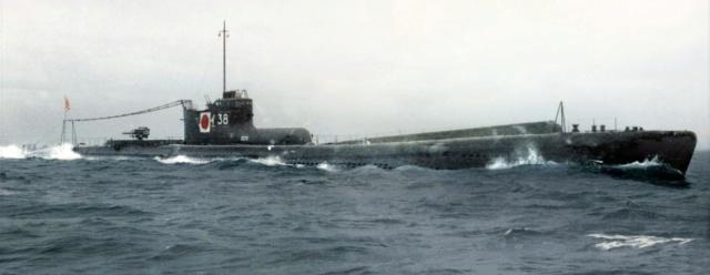 Les sous-marins japonais jusqu'en 1945 - Page 3 I38_c710
