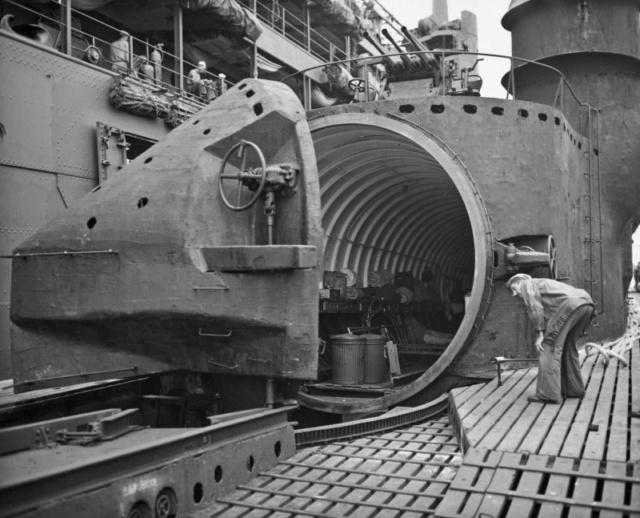 Les sous-marins japonais jusqu'en 1945 - Page 3 I400_111