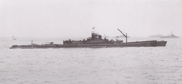 Les sous-marins japonais jusqu'en 1945 - Page 3 I401_s10