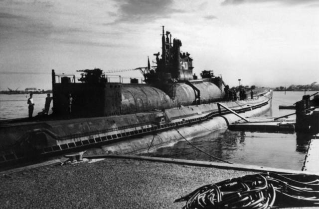 Les sous-marins japonais jusqu'en 1945 - Page 3 I401_s11