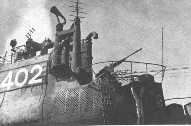 Les sous-marins japonais jusqu'en 1945 - Page 3 I402_110