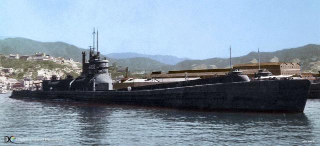 Les sous-marins japonais jusqu'en 1945 - Page 3 I402_s10
