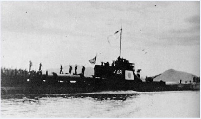 Les sous-marins japonais jusqu'en 1945 - Page 3 I48_ca10