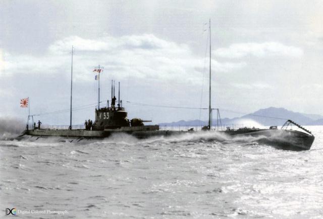 Les sous-marins japonais jusqu'en 1945 I53_1910