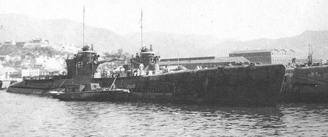 Les sous-marins japonais jusqu'en 1945 - Page 3 I53_1912
