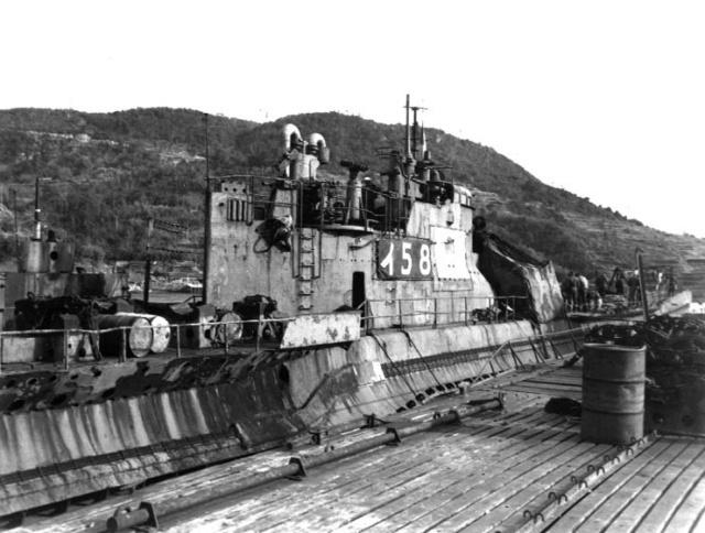 Les sous-marins japonais jusqu'en 1945 - Page 3 I58_b310