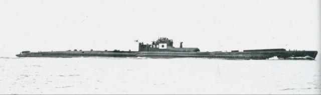 Les sous-marins japonais jusqu'en 1945 - Page 3 I58_ja10