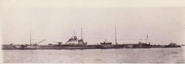 Les sous-marins japonais jusqu'en 1945 I59_kd10