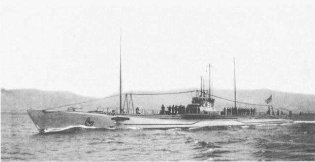 Les sous-marins japonais jusqu'en 1945 - Page 2 I61_kd10