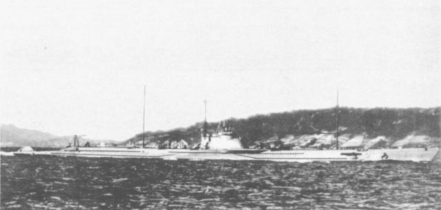 Les sous-marins japonais jusqu'en 1945 - Page 2 I64_kd10