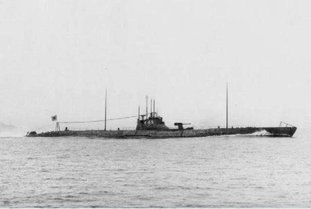 Les sous-marins japonais jusqu'en 1945 - Page 2 I65_1910