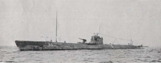 Les sous-marins japonais jusqu'en 1945 - Page 2 I66_1910
