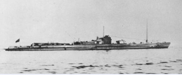 Les sous-marins japonais jusqu'en 1945 - Page 2 I6_19310