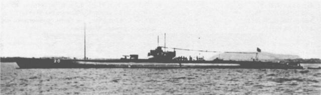 Les sous-marins japonais jusqu'en 1945 - Page 2 I72_de10