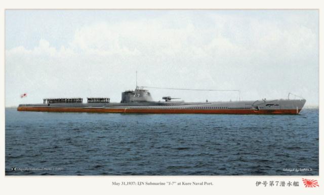 Les sous-marins japonais jusqu'en 1945 - Page 2 I7_j3_10
