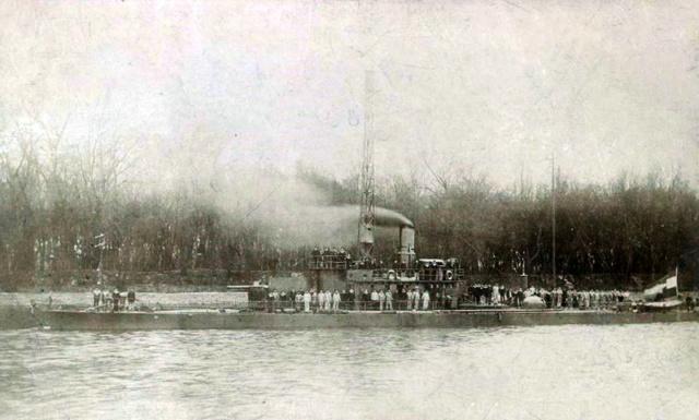 Marine Austro-Hongroise  - Page 3 Inn_1910