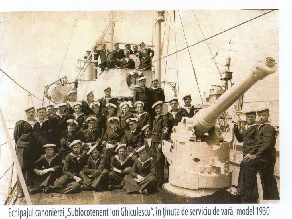 Marine roumaine  Ion_1910