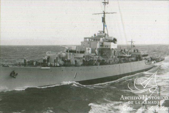 Marine chilienne Iquiqu10