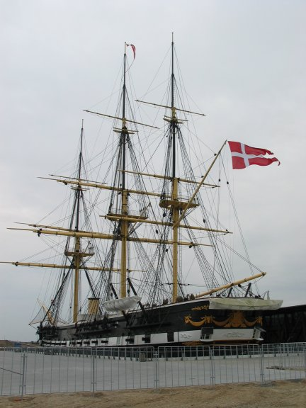 Marine danoise Jyllan11